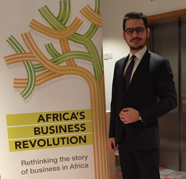 Africa's Business Revolution 2018 in London