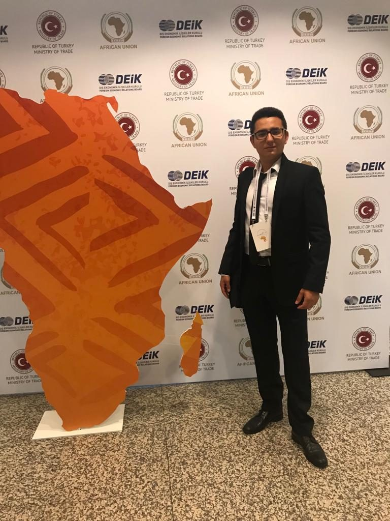 Ecowas Turkey business forum and meeting deik türkiye afrika africa