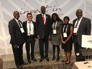 Turkey Africa business and commerce forum meeting istanbul