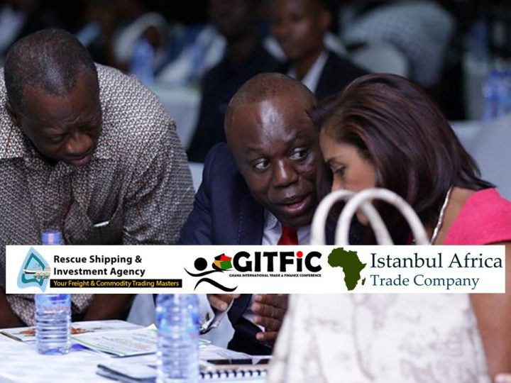 Official Collaboration on the Upcoming Ghana International Trade & Finance Conference