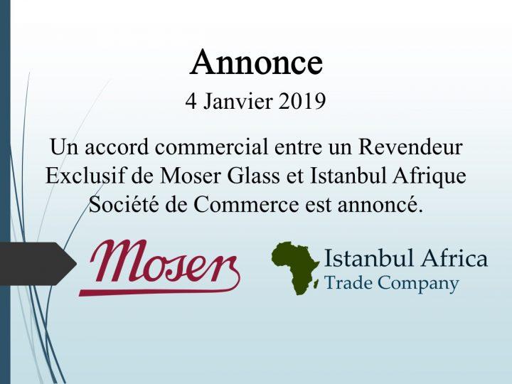 Moser Africa Glass