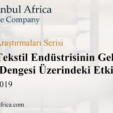 Development of the textile industry in kenya report east africa