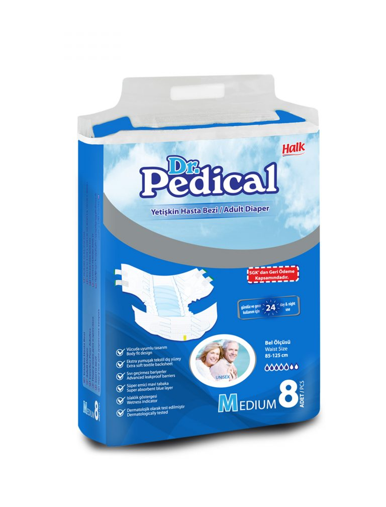 Dr. Pedical Adult Diaper