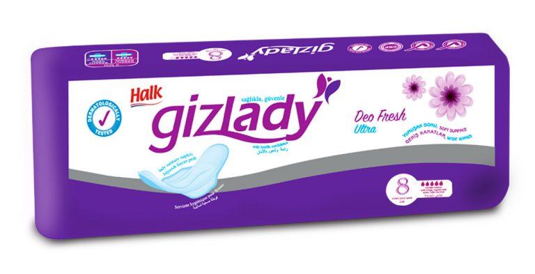 Gizlady Lady Pad
