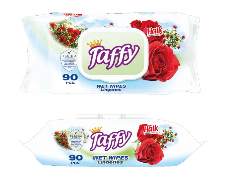 Taffy Wet Wipes