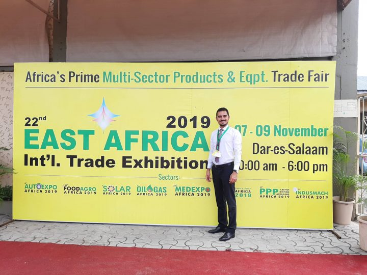 East Africa International Trade Exhibition in Tanzania
