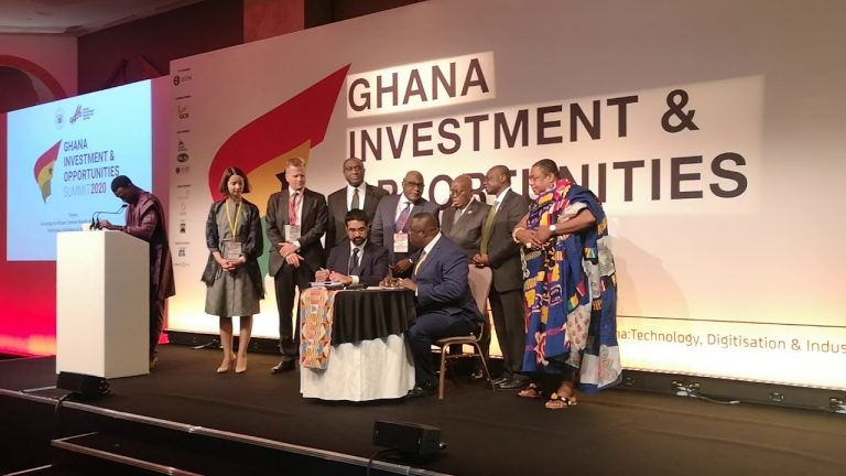 ghana investment ops