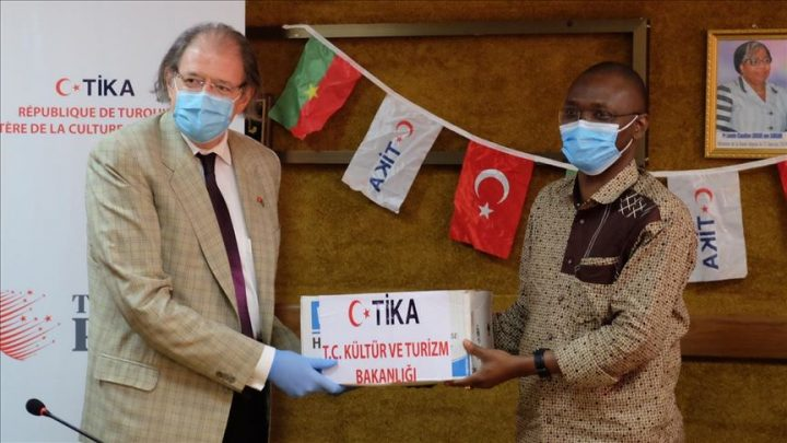 Strengthening relations between Turkey and Africa in times of coronavirus