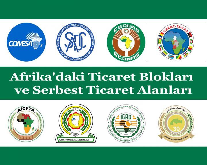 Afrika'daki Ticaret Blokları ve Serbest Ticaret Alanları