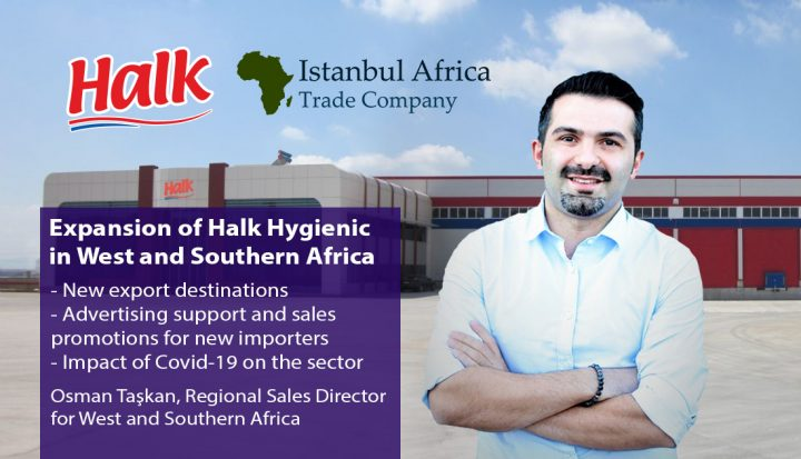 Evaluating the baby diaper and sanitary napkin market in Africa with Halk Hygienic