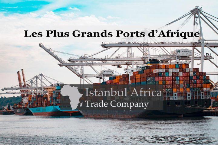 Les 25 Plus Grands Ports d'Afrique