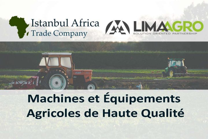 Machines et Équipements Agricoles – Lima Agro