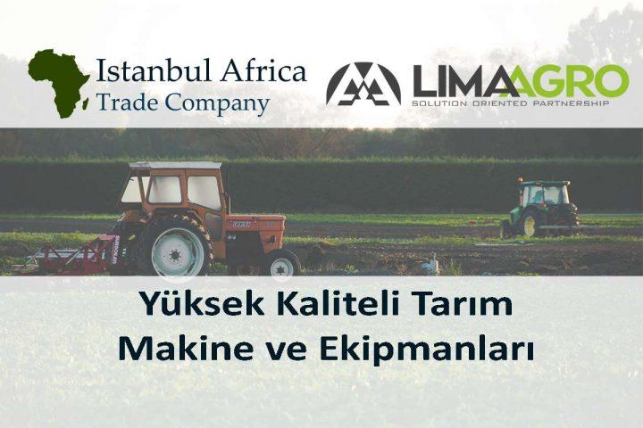 Tarım Makineleri ve Ekipmanları – Lima Agro