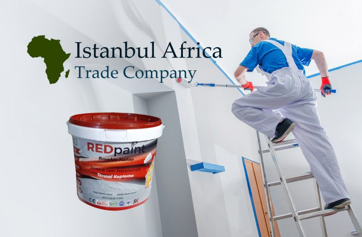 RedPaint – Innovative Insulation and Paint Products