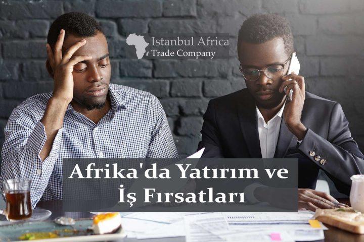 Afrika'daki En İyi 25 Yatırım ve İş Fırsatı