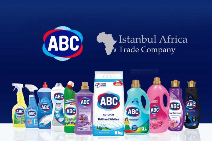 ABC Deterjan'ın Afrika Distribütörü Olun
