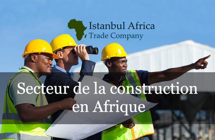 Secteur de la construction en Afrique