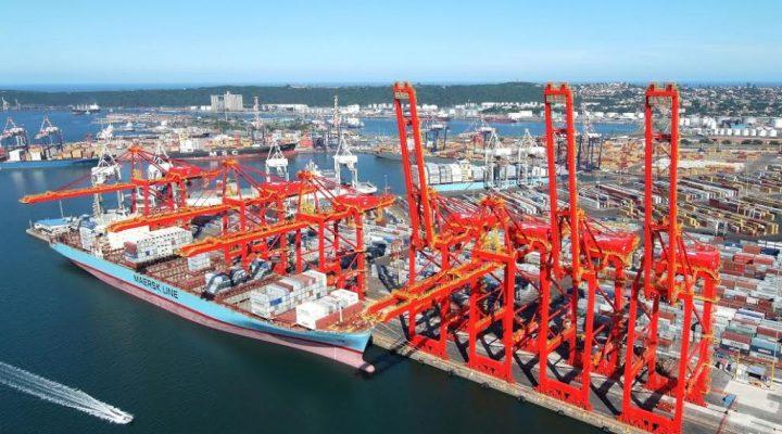 1. Port of Durban, South Africa (ZADUR)