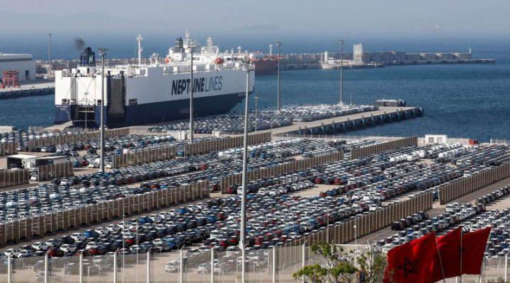 10. Port of Tanger Med, Morocco (MAPTM)