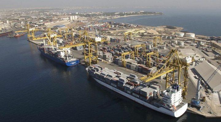 12. Port of Dakar, Senegal (SNDKR)