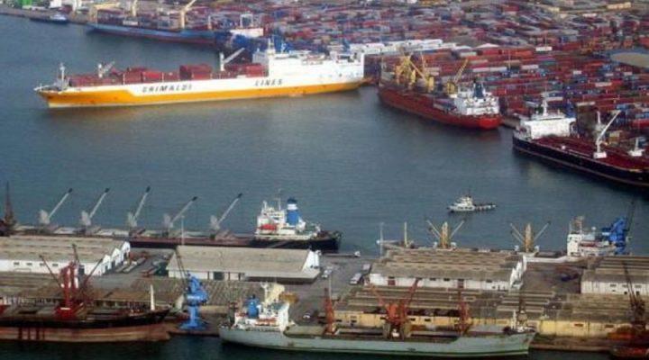 13. Port of Douala, Cameroon (CMDLA)