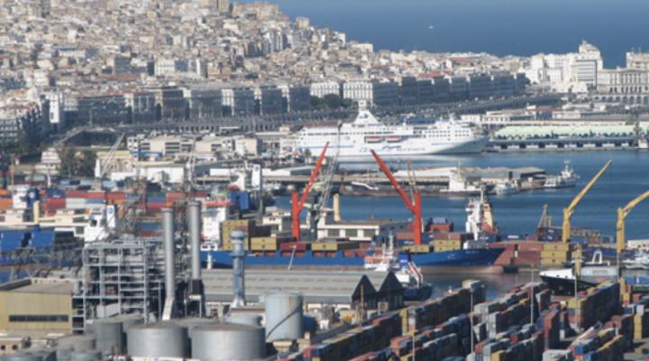 17. Port of Algiers, Algeria (DZALG)