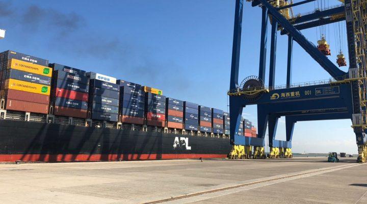 18. Port of Triboli, Libya (LBKYE)