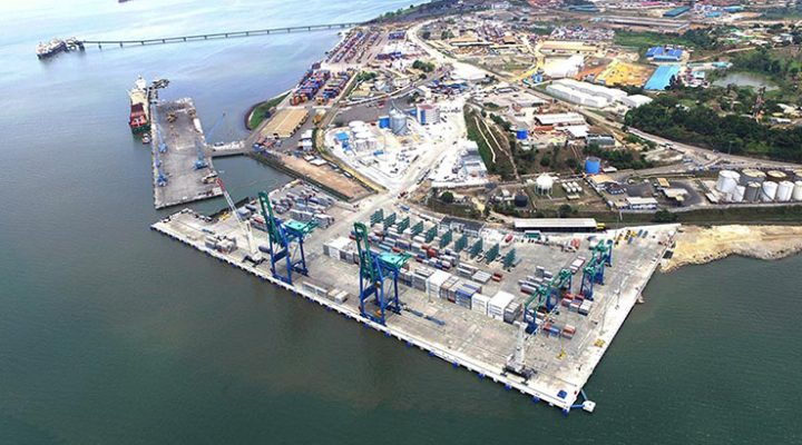 19. Port of Libreville, Ghabon (GALBV)
