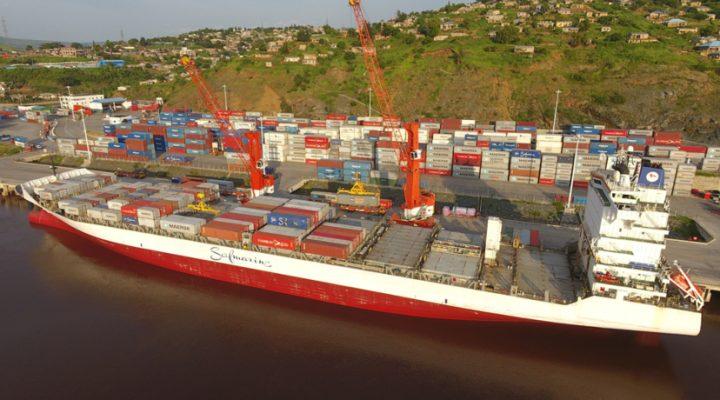 20. Port of Matadi, DRC (CDMAT)