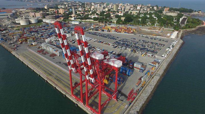 22. Port of Conakry, Guinea (GNCKY)