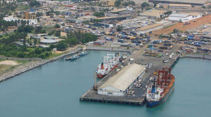 24. Port of Lome, Togo (TGLFW)