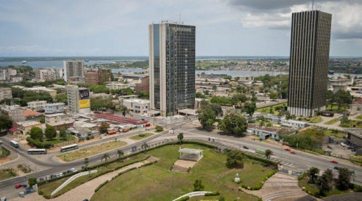 Abidjan Cote D'ivoire - Africa City View