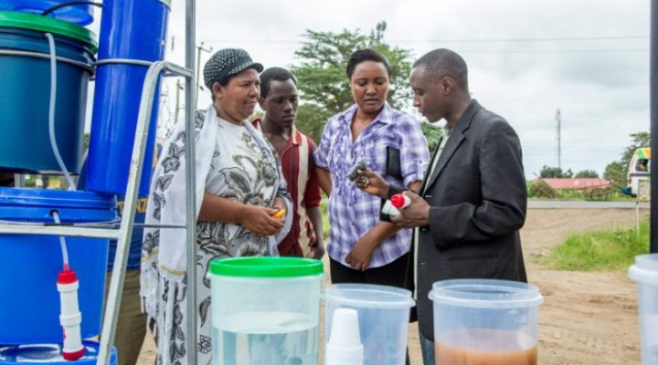 Africa Water Purification and Treatment System