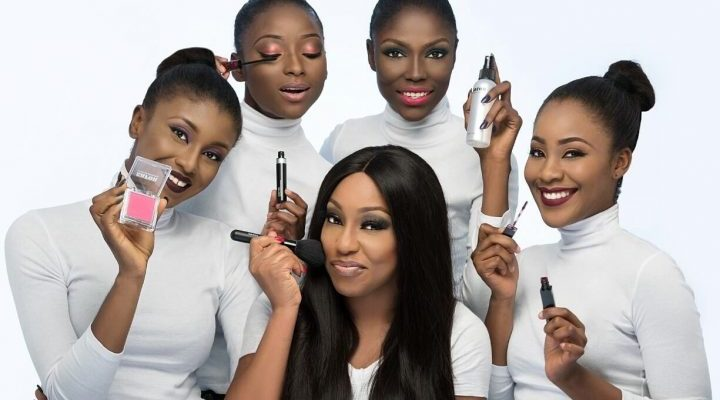 Cosmetics Makeup and Beauty Products in Africa