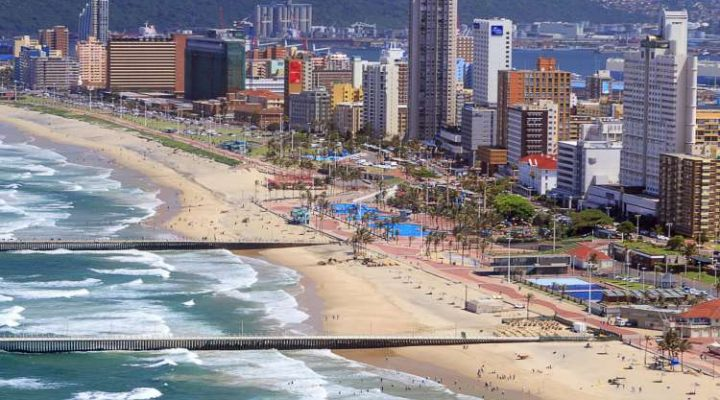 Durban, South Africa - Africa City View