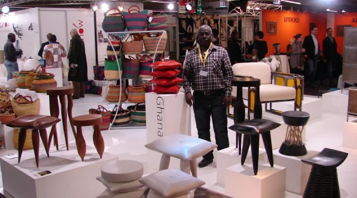 Furniture Store in Africa