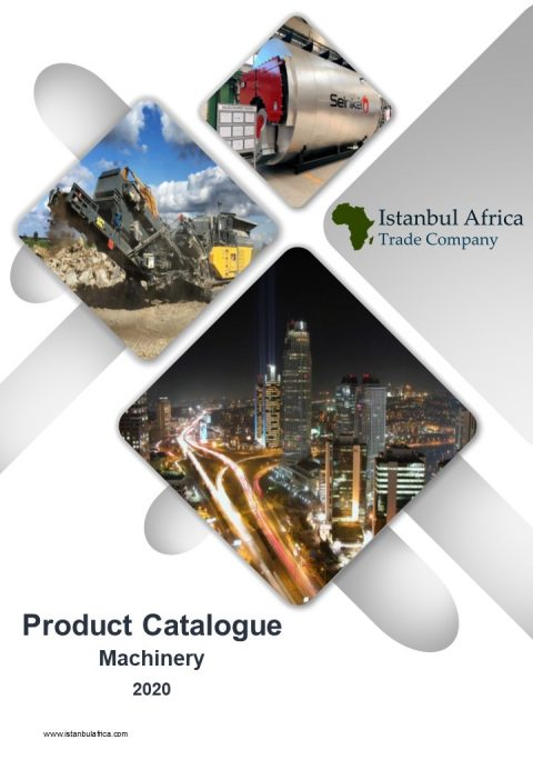 Istanbul Africa Trade Company_Machinery Catalogue