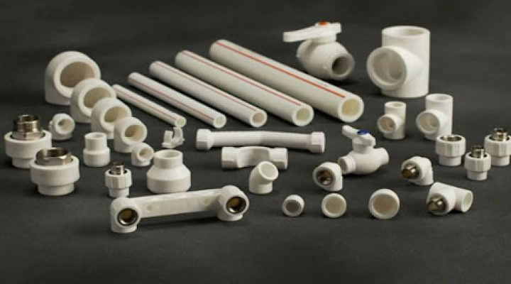PVC PPRC Pipes and Fittings in Africa