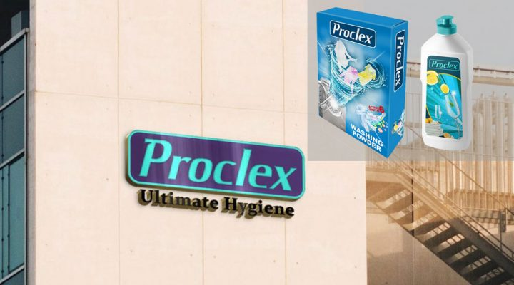 Proclex-Hygiene Company Africa-Products